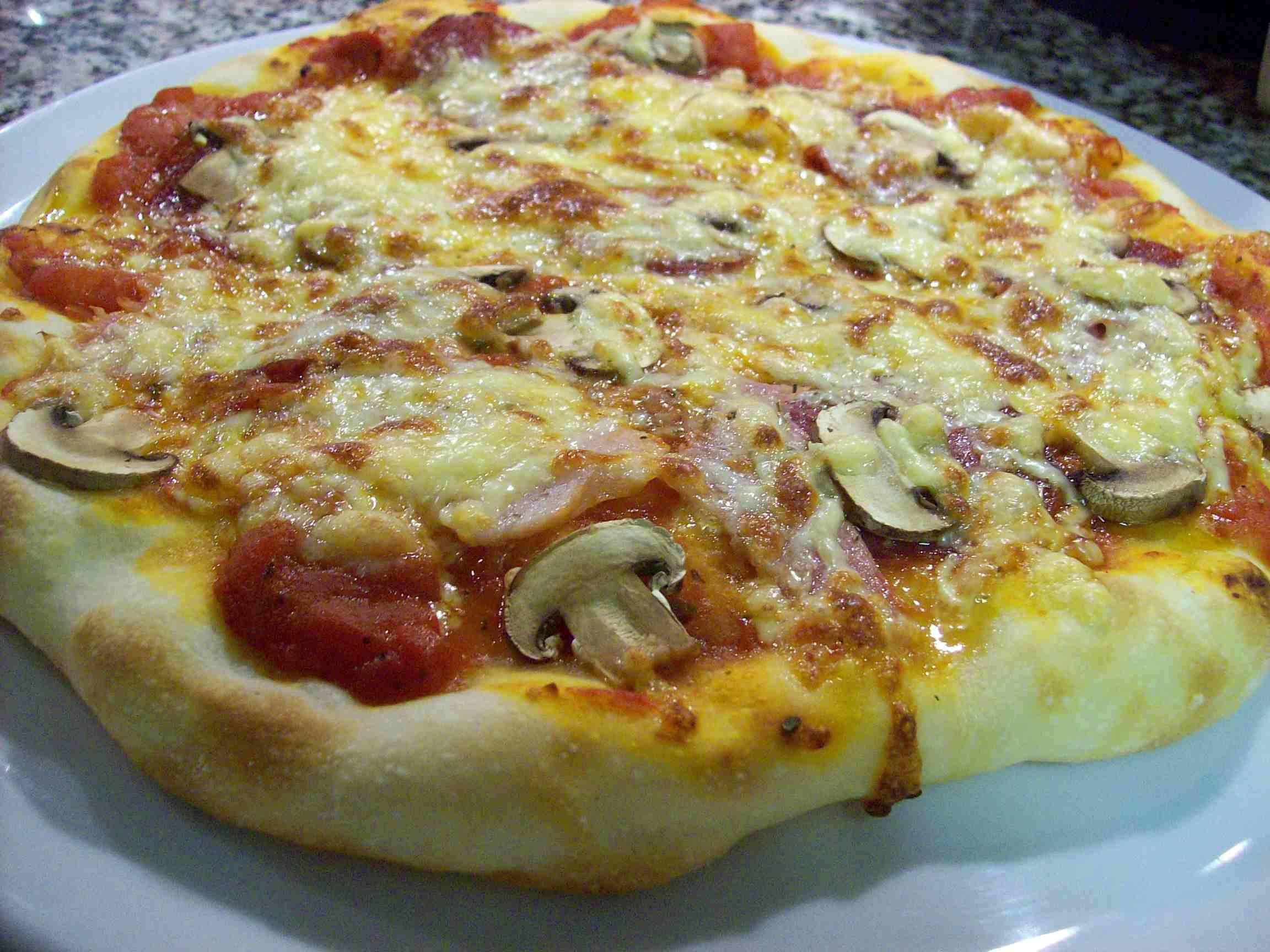 Berühmt Pizza – cahama VD25