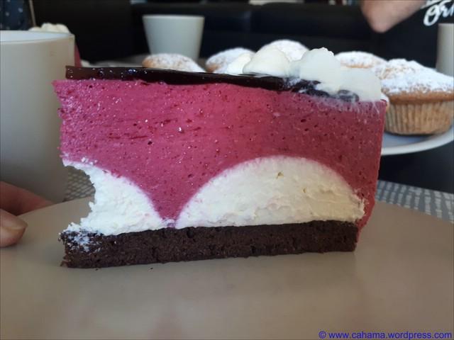 Johannisbeer Mascarpone Torte Cahama
